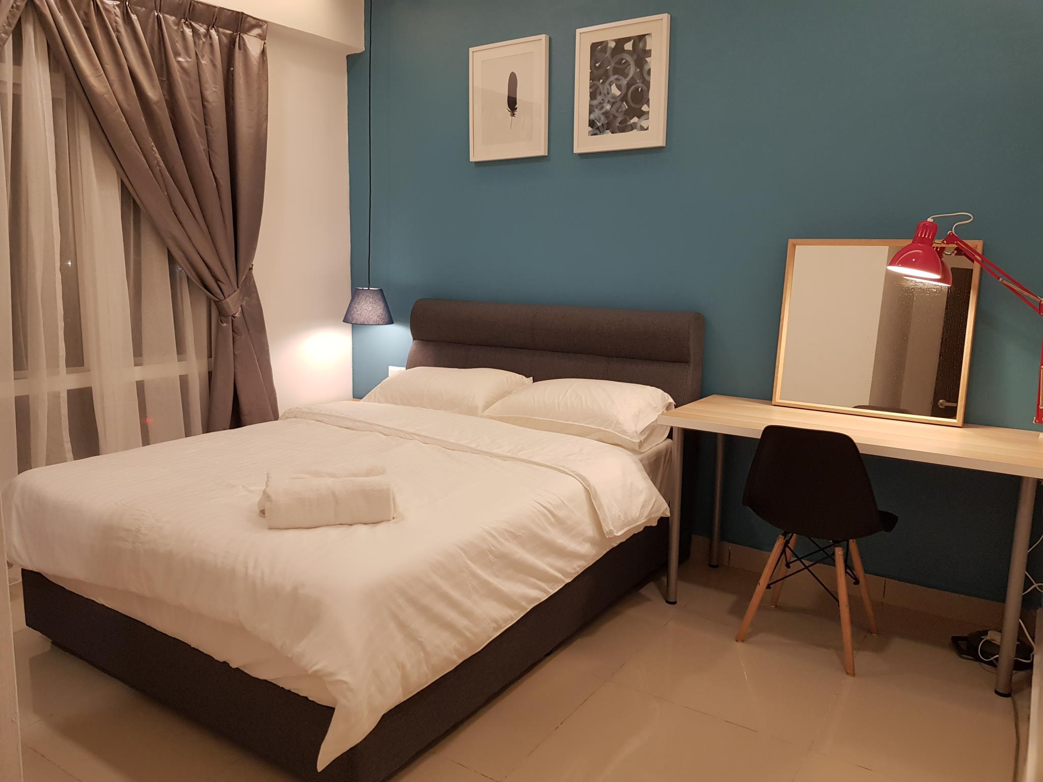 Mike's Place @ The Majestic Ipoh  Corner Unit