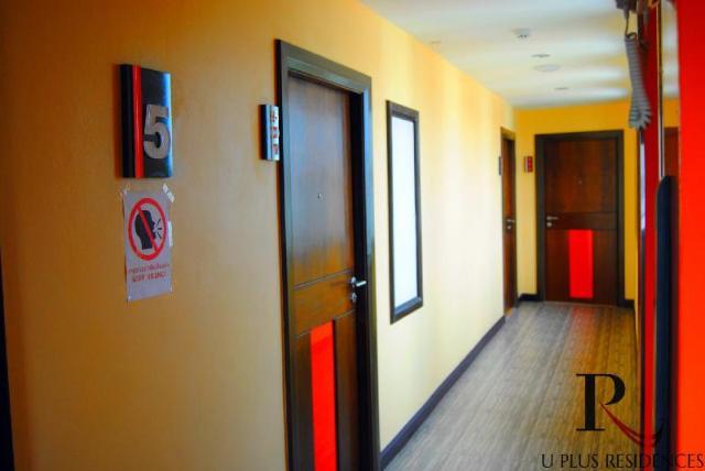 อพาร์ตเมนต์ 1 ห้องนอน 1 ห้องน้ำส่วนตัว ขนาด 29 ตร.ม. – พัทยาเหนือ – U PLUS.U HOME hotel