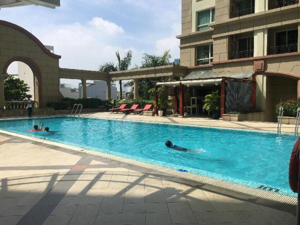 Room with beauty swimming pool Ho Chi Minh City