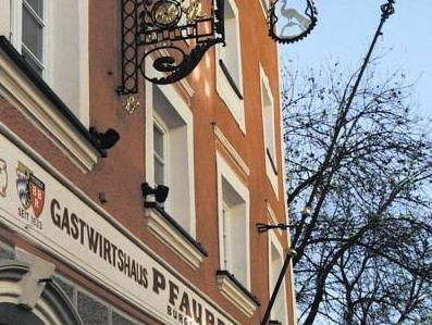 Hotel Pfaubrau