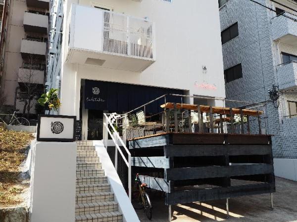 Turn Table Hostel Tokyo