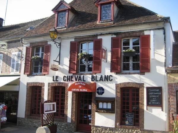 Hotel Restaurant Le Cheval Blanc