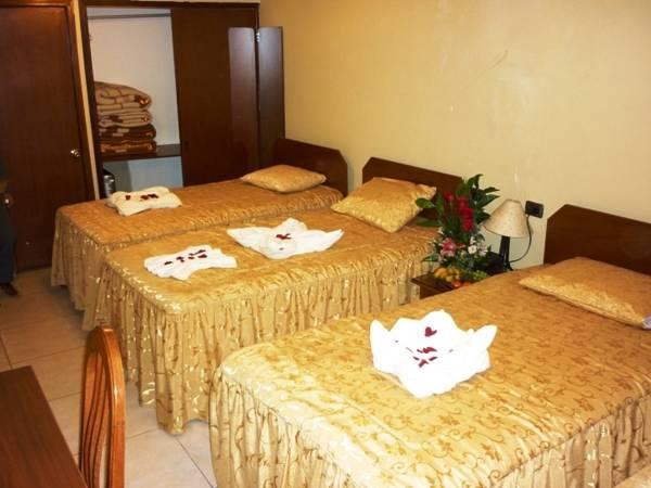 Hotel Sol Del Oriente Cusco