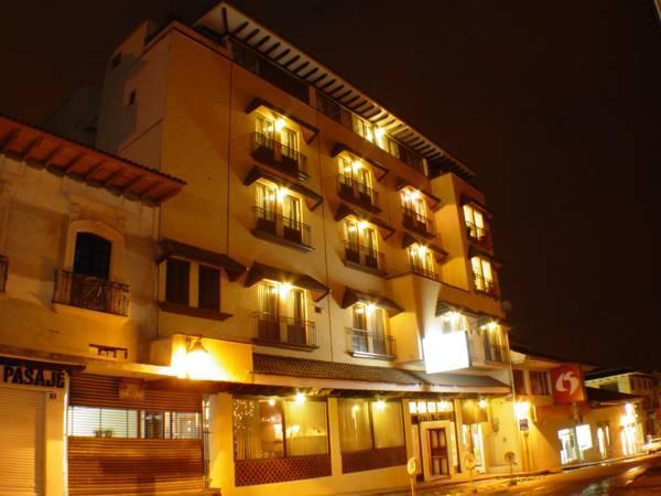 Hotel Victoria Uruapan