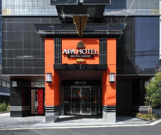 APA Hotel Shin-Osaka-Ekiminami Osaka