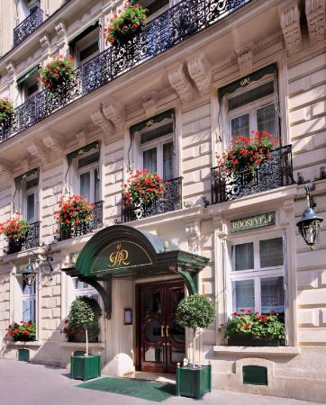 Franklin Roosevelt Hotel Paris