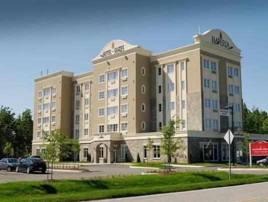 Imperia Hotel Et Suites Terrebonne