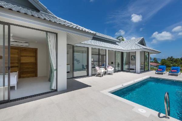 Beautiful Villa Jade near Big Buddha Koh Samui
