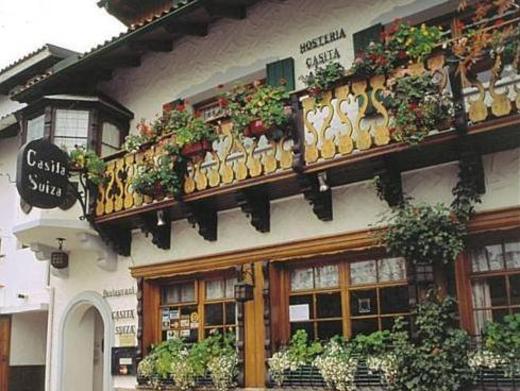 Hosteria La Casita (Ex Casita Suiza)