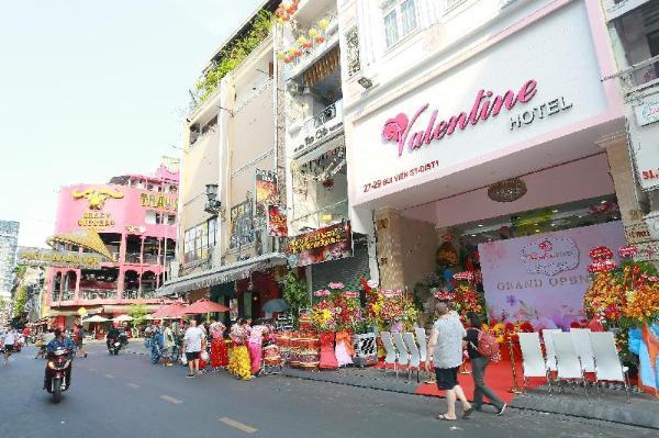 Valentine Hotel Ho Chi Minh City