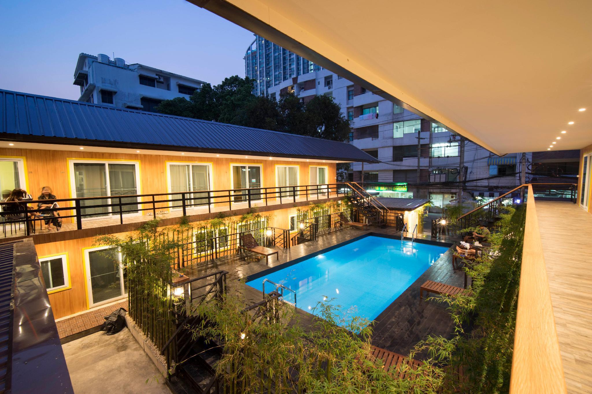 Resort M - MRT Huai Khwang รีสอร์ต เอ็ม - เอ็มอาร์ที ห้วยขวาง