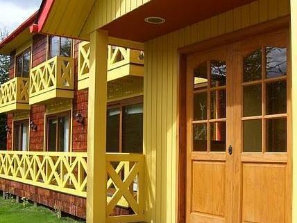 Hotel Y Cabanas Patagonia Green