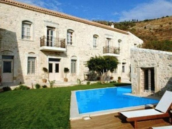 Villa Kerasia Crete Island