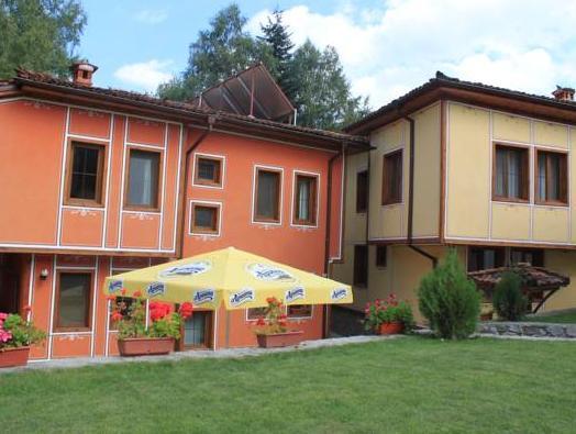 Guest House Todorini Kashti