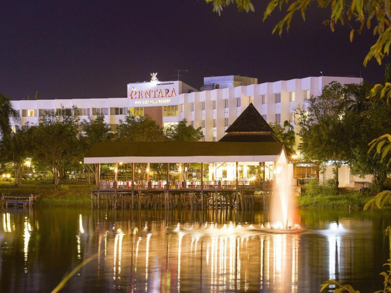 Centra by Centara Hotel Mae Sot โรงแรมเซ็นทรา บาย เซ็นทารา แม่สอด