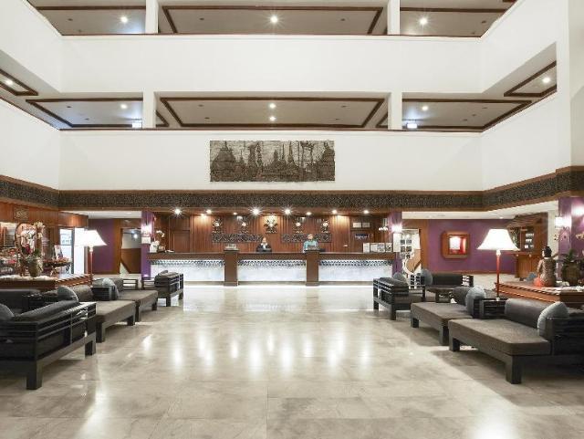 เซ็นทารา แม่สอด ฮิลล์ รีสอร์ท – Centara Mae Sot Hill Resort