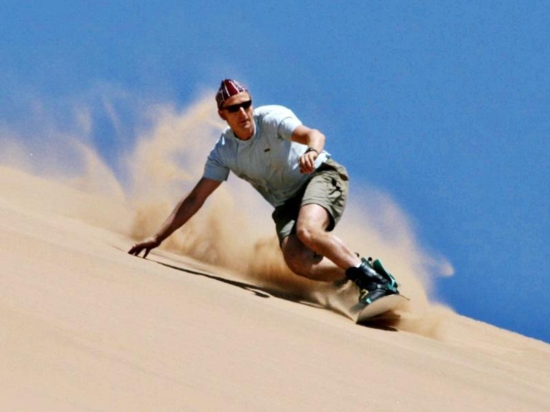 Arabian Oryx Camp 3