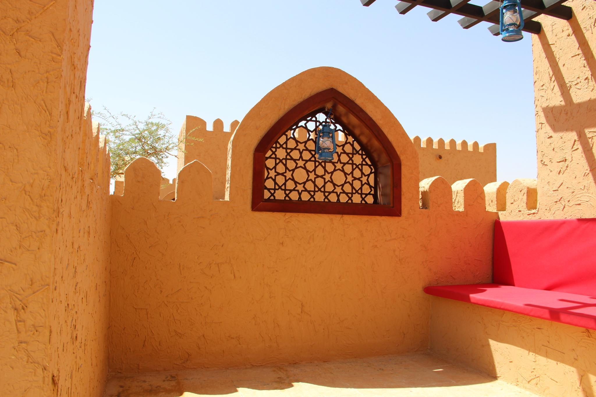 Arabian Oryx Camp 5