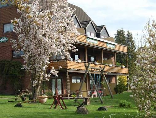 Land Gut Hotel Hotel And Restaurant Schlei Liesel