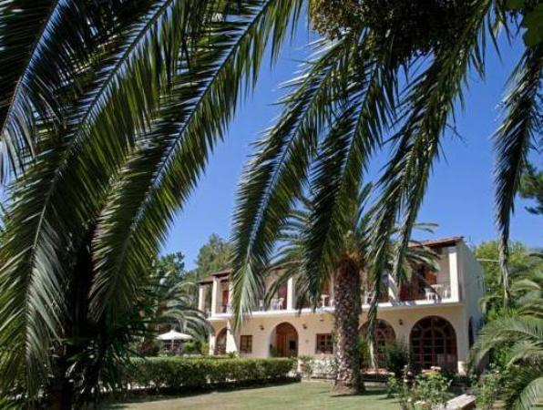 Hotel Milton Corfu Island