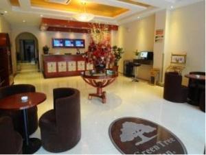 GreenTree Inn Huaian West Huaihai Road Business Hotel