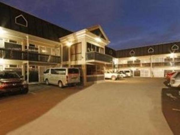 Kiwi Studios Motel Palmerston North