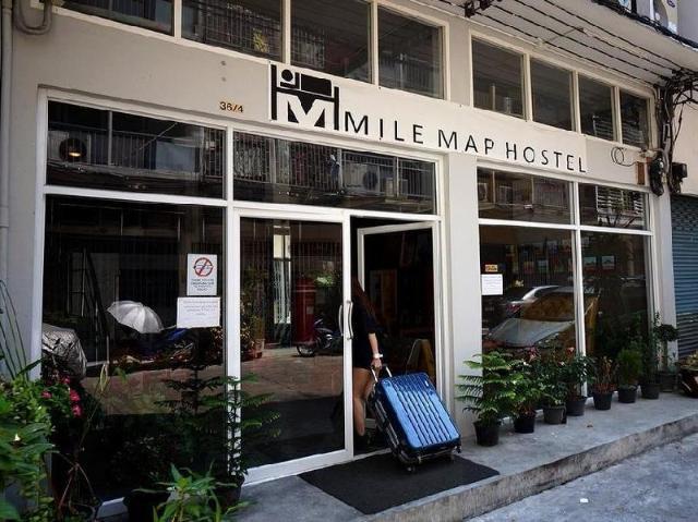 ไมล์ แม็พ โฮสเทล – Mile Map Hostel