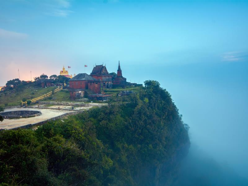 Thansur Bokor Highland Resort | priceline.com