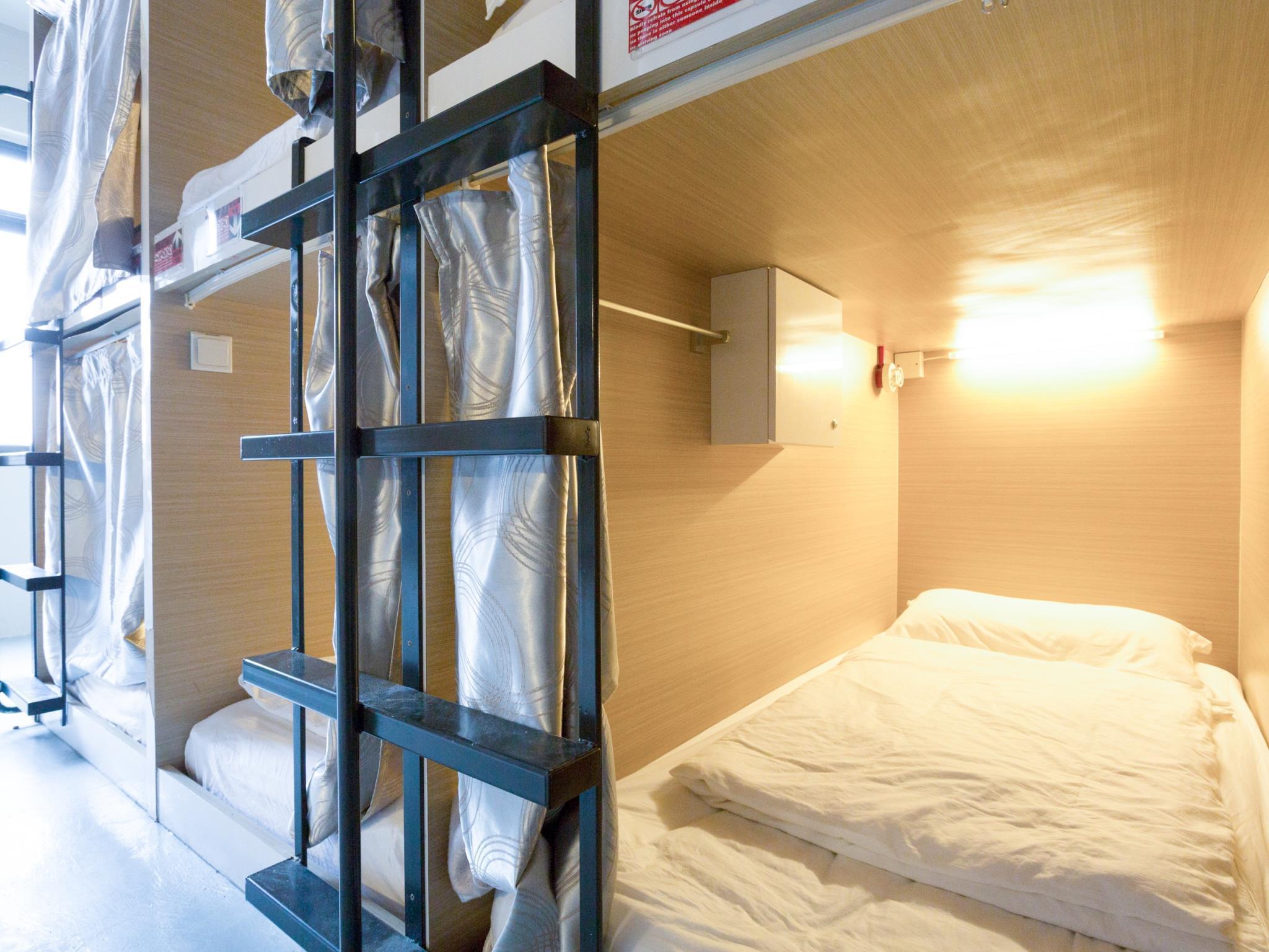 Central 65 Hostel