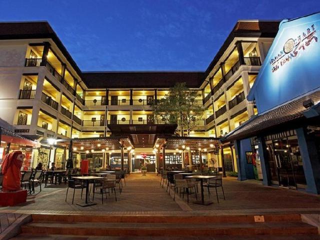 โรงแรมบ้านชาติ – Baan Chart Hotel