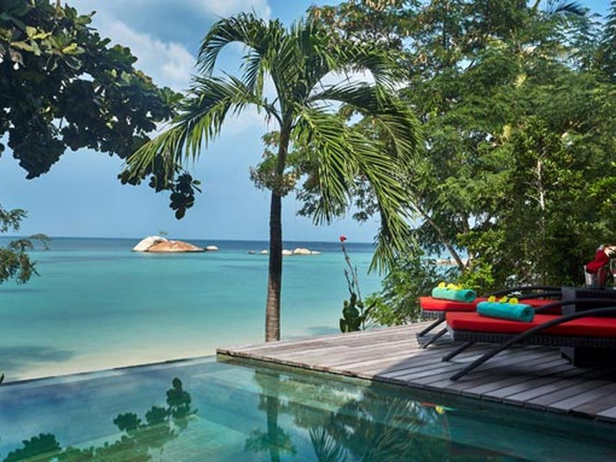 Kupu Kupu Phangan Beach Villas And Spa By L�Occitane