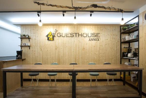 24 Guesthouse Sinchon Seoul