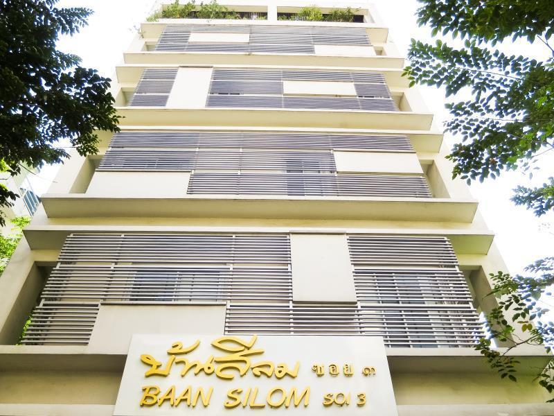 Baan Silom Soi 3 บ้านสีลมซอย3