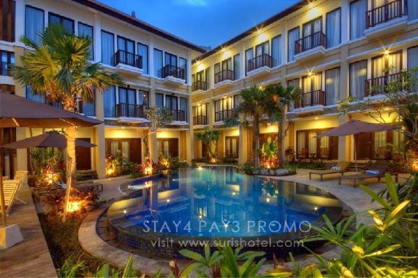 Suris Boutique Hotel Bali