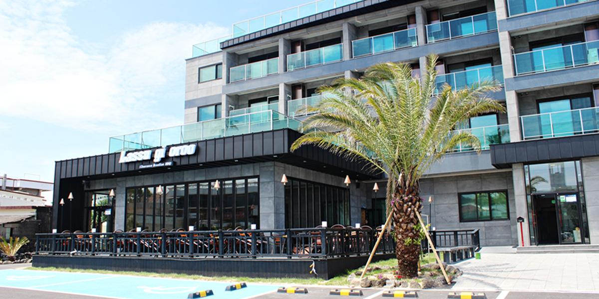 The Blue Jeju Pool villa Resort
