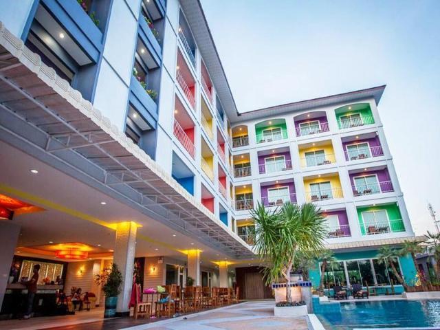 โรงแรม เดอะ ไนนท์ พัทยา – The Ninth Pattaya Hotel