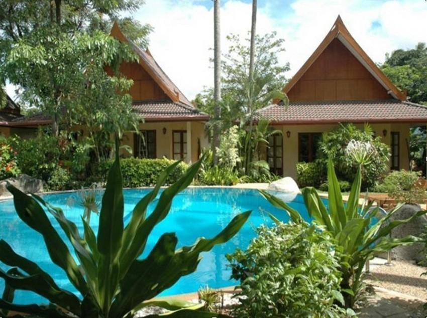 Palm Garden Resort ปาล์ม การ์เดน รีสอร์ต
