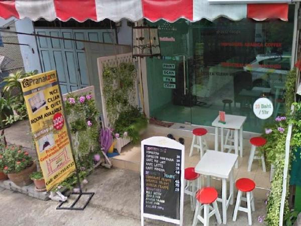 At Phranakorn Inn Bangkok