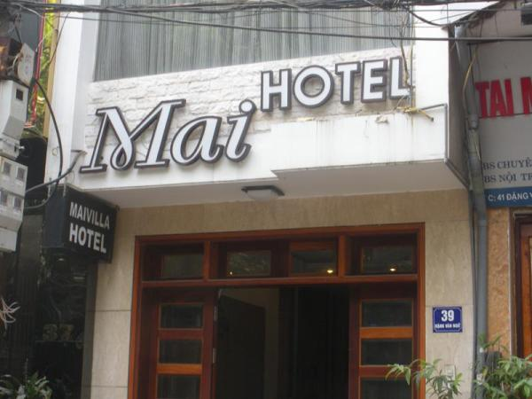 Mai Villa Hotel 4 - Dang Van Ngu Hanoi
