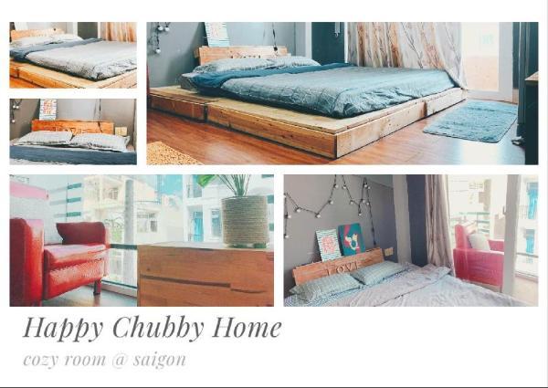 Happy Chubby Homestay | Cozy Room in HCMC Ho Chi Minh City