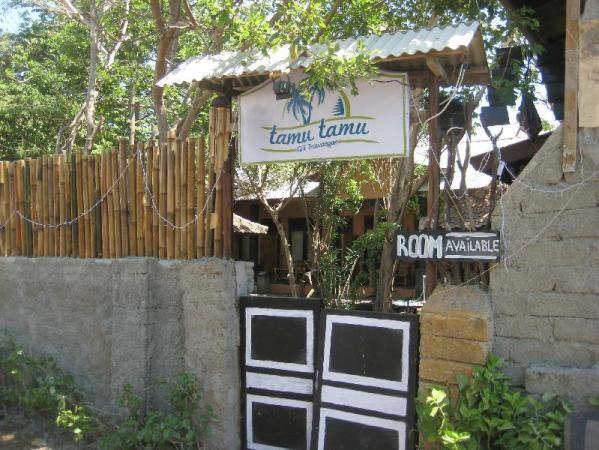 Tamu Tamu Hotel Lombok