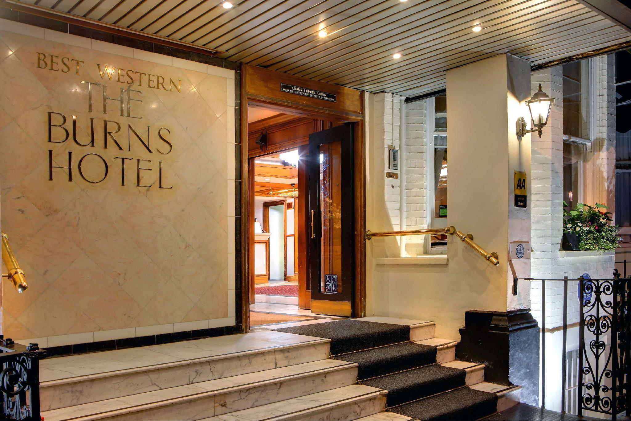 Best Western Burns Hotel London