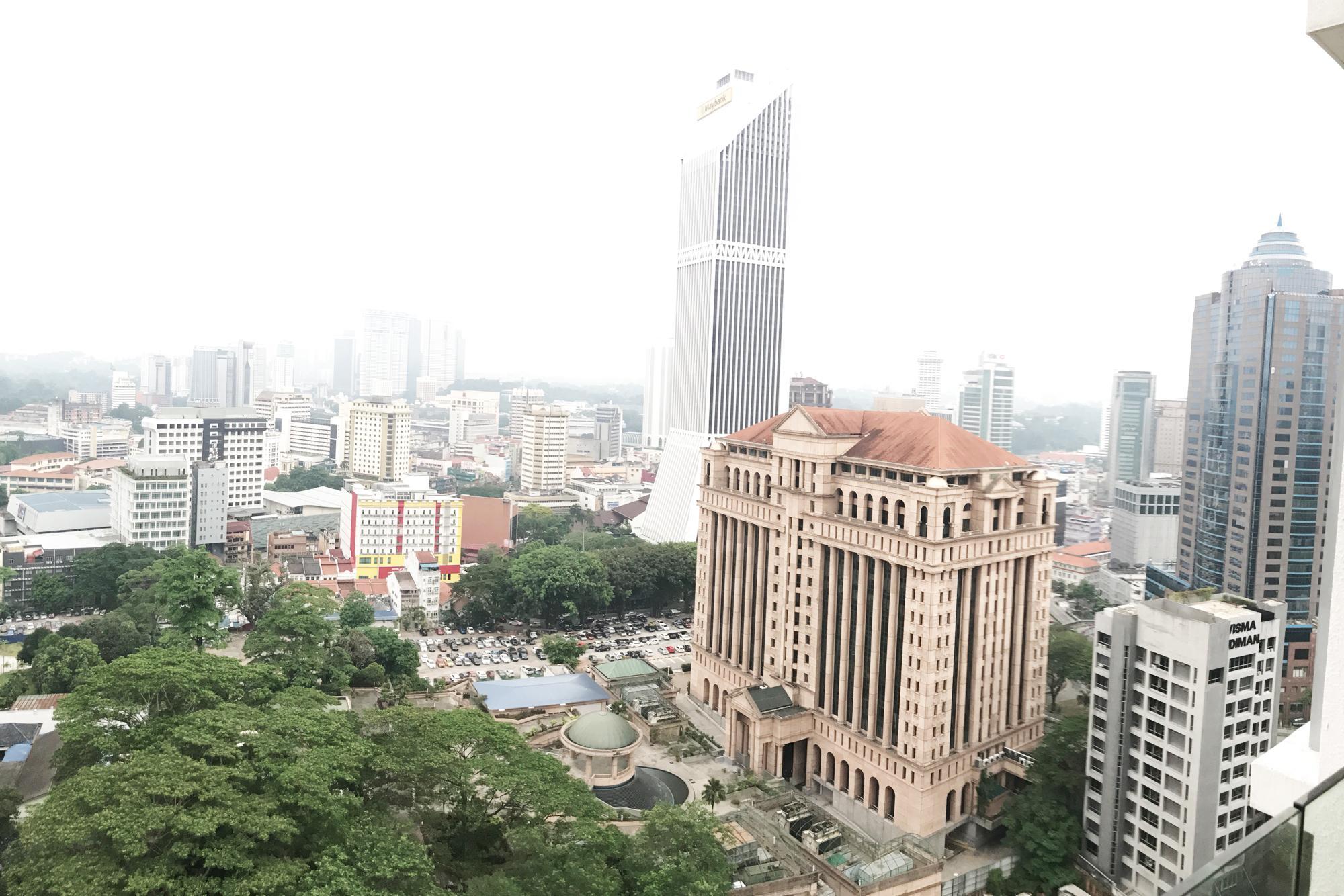 High Floor 3BR Suasana Bkt Bintang 3 + Parking