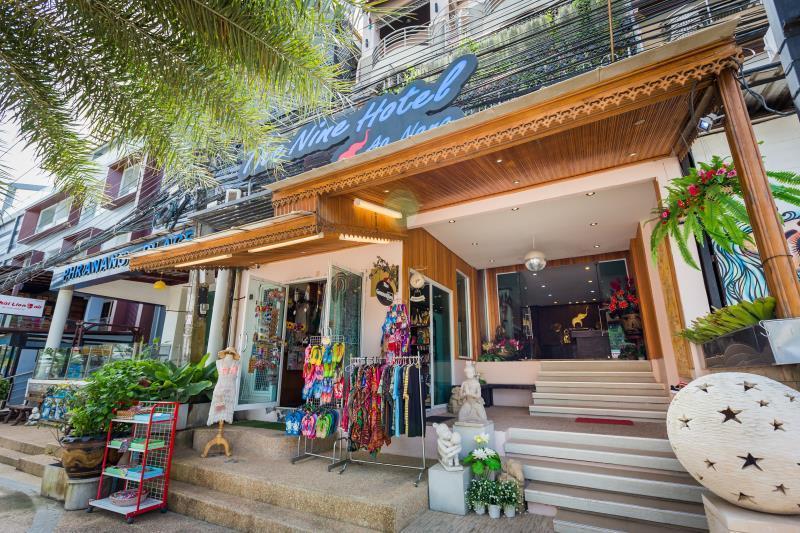 The Nine Hotel @ Ao Nang โรงแรมเดอะ ไนน์ แอท อ่าวนาง