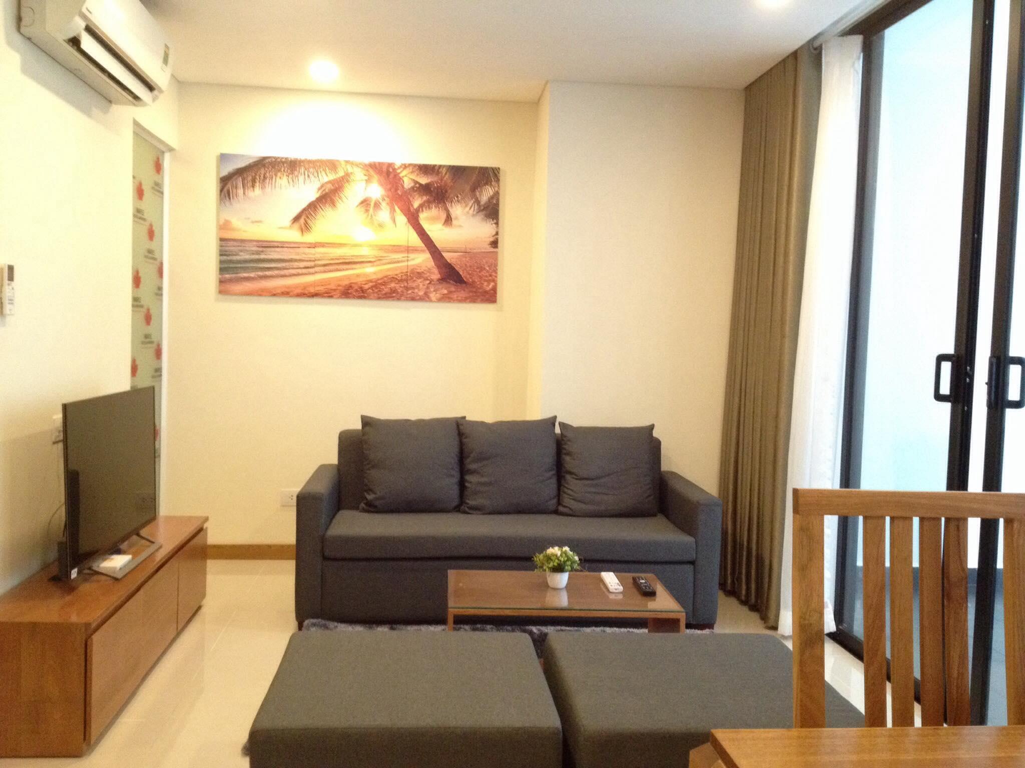 New Luxury Apartment In City Center