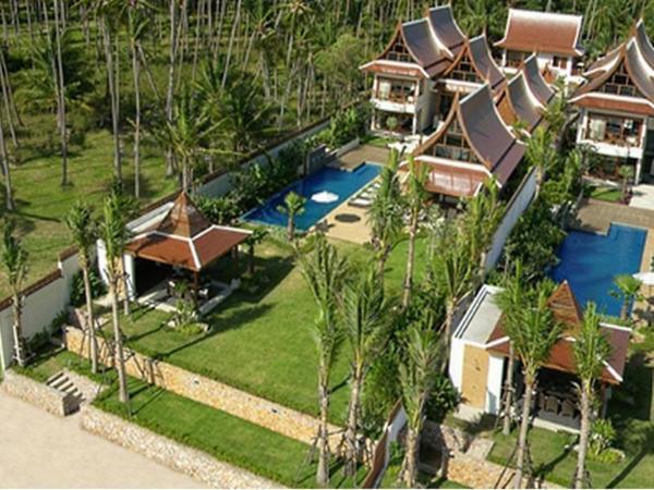 Baan Chom Tawan Villa Koh Samui