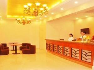 Greentree Inn Shenzhen Zhong Ying Street Express Hotel