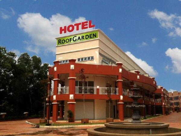 Roof Garden Hotel Shah Alam