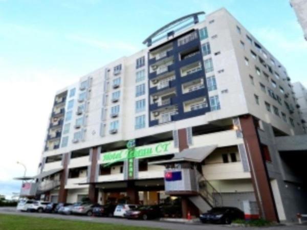 Hotel Tebrau CT Johor Bahru