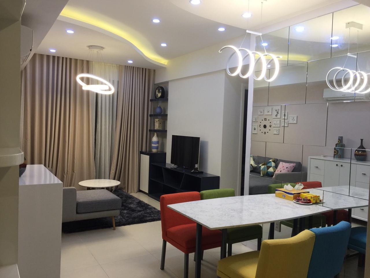 Apartment At Masteri Thao Dien